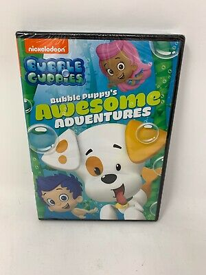 BUBBLE GUPPIES BUBBLE PUPPY'S AWESOME ADVENTURE New Sealed