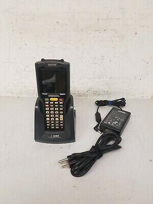 Motorola MC3090 Barcode Scanner with charging dock and adapter CRD3000-1000R