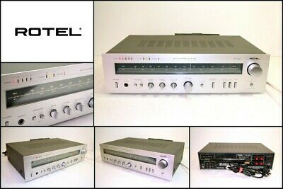 ROTEL RX-500 FM AM Stereo Receiver Good Working Order