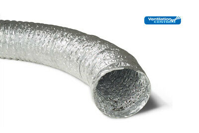 Metal tinfoil flexible Ventilation Air Conditioning extractor fan hood pipe hose