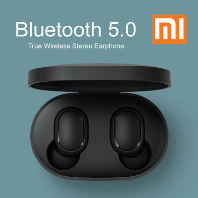Bluetooth 5.0 Xiaomi Redmi AirDots Wireless TWS Earphone Active Earbuds Headset