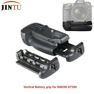 JINTU Battery Grip Power Pack for Nikon Digital SLR Camera D7100 D7200
