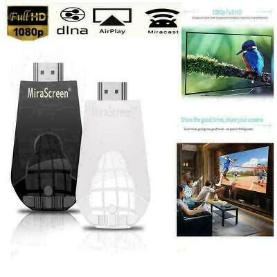 1080P HD MiraScreen K4 WiFi Display Receiver Dongle Airplay Miracast New 20 W8N7