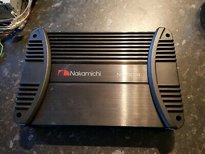 Nakamichi Nk-60.4 A/b Class 4 Channel Amplifier