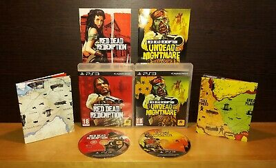 RED DEAD REDEMPTION PACK · PS3 · Pal España