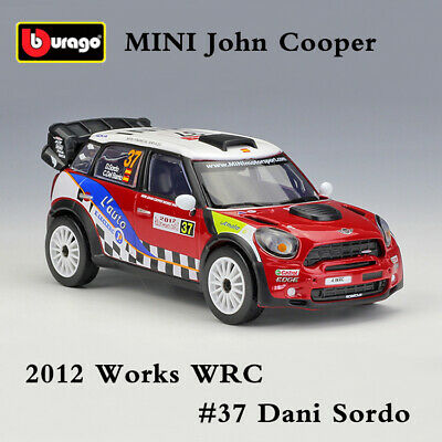 15641101 /_ 6 BBURAGO 1:32 2012 Mini WRC Team Dani Sordo