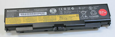 90% Health Genuine Lenovo Battery 57+ 6 Cell for T440P T540P W540 L440 L540 W541