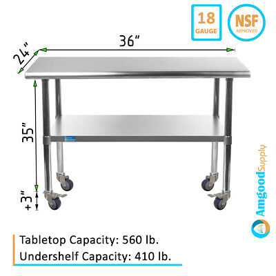 Surprising Stainless Steel Work Table Kitchen Utility Work Bench Table Creativecarmelina Interior Chair Design Creativecarmelinacom