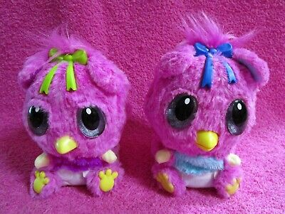 Spin Master Hatchimals Hatchibabies Cheetree Interactive Baby Hatched Lot of 2