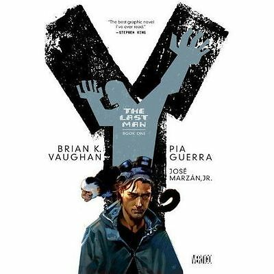 Y: The Last Man Book 1 TP by Brian K. Vaughan (Paperback, 2014)