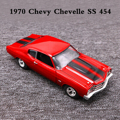 Ertl 1:18 1970 Chevy Chevelle SS 454 Diecast Car Model Collection FAST & FURIOUS