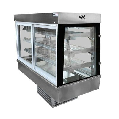 Belleview Square Drop-in Chilled/Heated Display Cabinets SC series-SCRF15