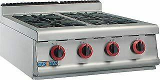 GASMAX LPG Gas Four Burner Top JZH-TRP-4LPG(R)