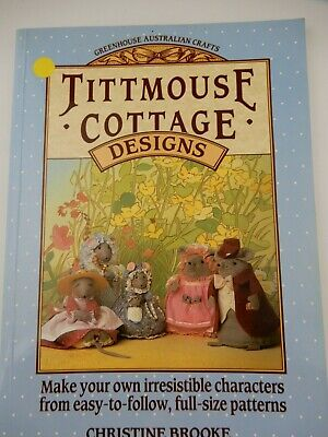 Tittmouse Cottage Designs - Christine Brooke Pattern Book