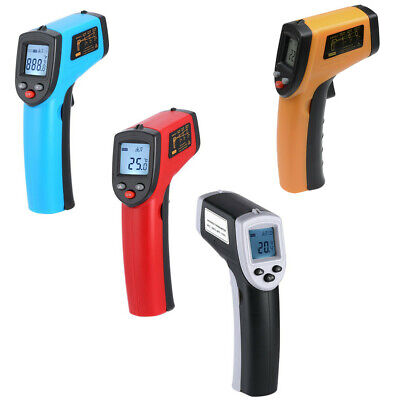 Digital GM320 LCD Temperature Thermometer Non-Contact Infrared IR Laser Gun