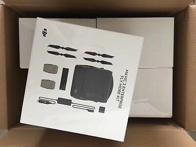 DJI Mavic 2 Enterprise Fly More Kit Self-heating Batteries Car Charger Adapter