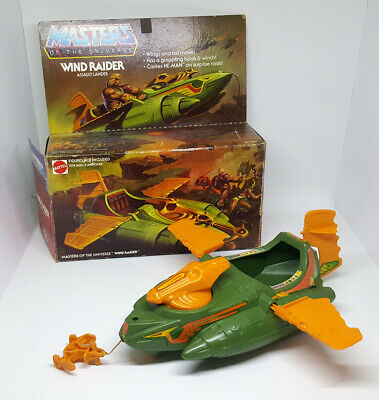 Masters of the Universe Classics WIND RAIDER Exclusive Limited Edition véhicule