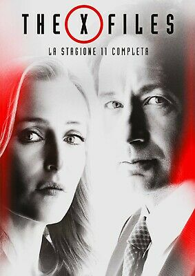 |1517000| X Files - Stagione 11 (3 Dvd) - X Files Series [DVD] Sigillato