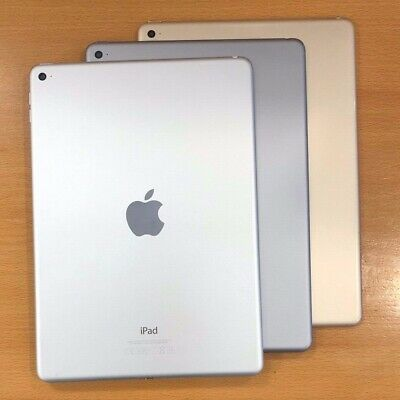 GRADE A/A- Apple iPad 6th Gen. 32/128GB, Wi-Fi or 4G, 9.7in, Various Colours