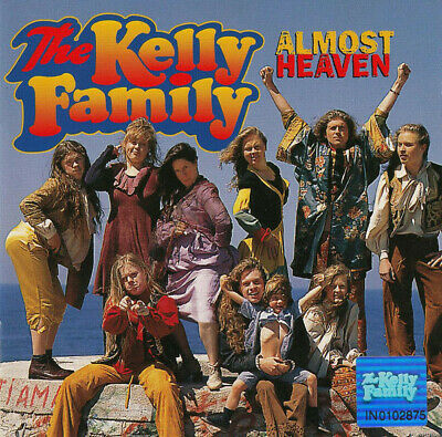 |102454| The Kelly Family - Almost Heaven [CD]