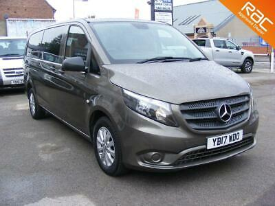 Mercedes-Benz Vito 114CDI Tourer SELECT- Ex Long 7G-Tronic (EU6, 9 SEAT AUTO)