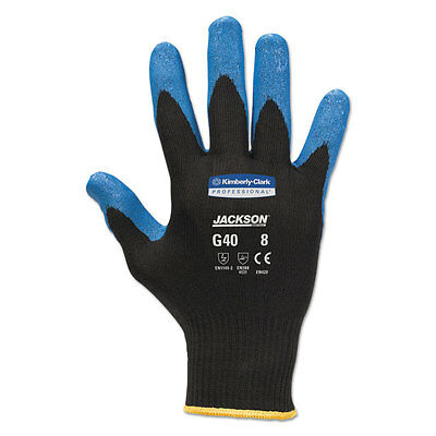 Jackson Safety* G40 Nitrile Coated Gloves Small/Size 7 Blue 12 Pairs 40225