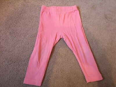 Baby Girls Pink Trousers By TU Size - 9 to 12 Months