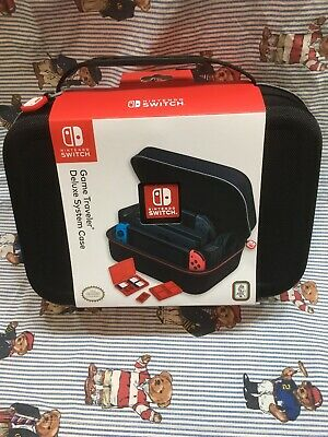 Game Traveler Deluxe System Case for NINTENDO SWITCH Console Brand New & Sealed