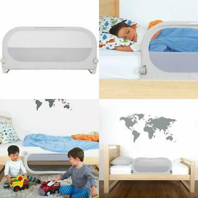Munchkin Sleep Toddler Bed Rail, Fits Twin, Full and Queen Size Mattresses, Grey