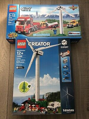 LEGO TECHNIC Helicopter rotor blade ref 62743 Set 7747 Wind Turbine Transport