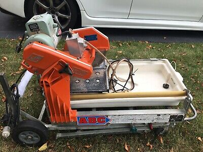 MK 101 Diamond Tile Saw