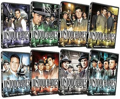 Untouchables: The Complete Series DVD, ,