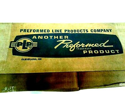 """Box Of 50 Preformed Line Products 0.244""""-0.259"""" Armor Rods"""