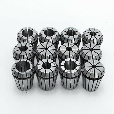 For CNC Milling Machine Lathe Tool ER11 ER16 ER20 ER25 ER32 Spring Collet Sets