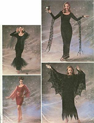 Butterick Sewing Pattern 3554 Misses Halloween Dress Costume Size 18-22