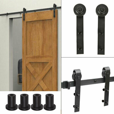 Sliding Barn Door Spacers Hardware Wall Track Spacers Carbon Steel Connector