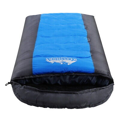 Weisshorn Sleeping Bag Bags Single Camping Hiking -20??C Tent Winter Thermal