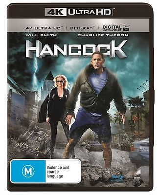 Hancock 4K Ultra HD : NEW UHD Blu-Ray