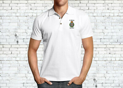South Central Ambulance Service Personalised Polo Shirt