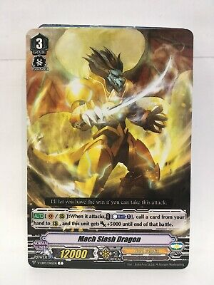 Cardfight Vanguard TCG V-EB03//051EN C Common Card Flame of Victory