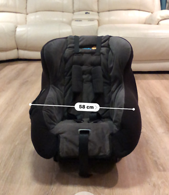 Safety 1st convertible safety seat (newborn to 9kg)