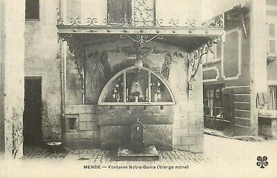Mende Fontaine Notre Dame