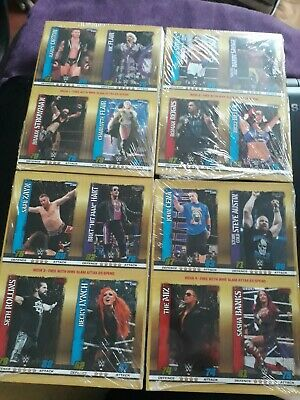 Topps WWE Slam Attax 10th Edition Exclusive Card Set Numbered M1-M16 16 Cards