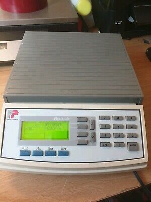 Francotyp Postalia Flexiscale Postal Scale For Franking Machine
