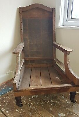 old dutch Flemish  chair