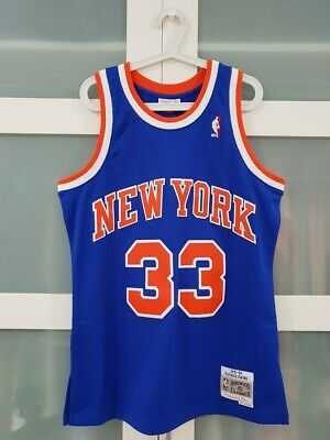 new concept 436bc 7ce48 PATRICK EWING 1989 NBA All Star East Mitchell & Ness ...