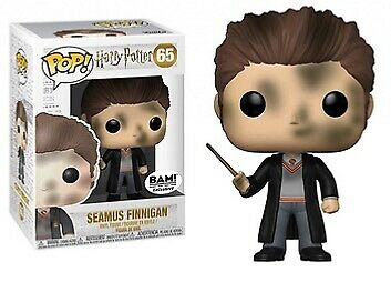 Funko POP! Harry Potter n 65 Seamus Finnigan (BAM! Exclusive)