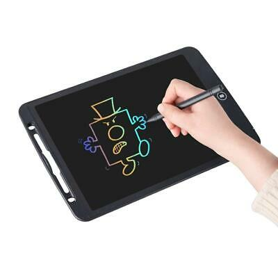 LCD Writing Tablet, 12 Inch Digital Ewriter Colorful Screen Electronic Graphics