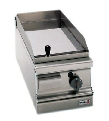 Fagor 700 Series Natural Gas Chrome 1 Zone Fry Top FTG-C7-05L