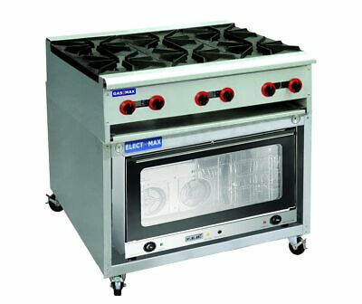Gas Cooktop & Oven 800 series - RB6-YXD